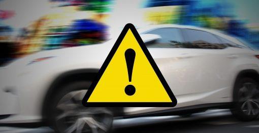 車検証の住所不変更は罰則の対象です。